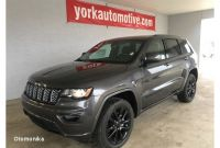 Jeep Grand Cherokee tow Package New 2018 Jeep Grand Cherokee Altitude 4d Sport Utility In